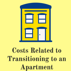 Costs Related to Transitioning to an Apartment