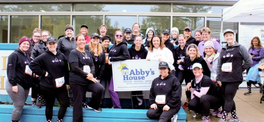 Thank You For Making The 9th Annual Abby's House 5K Run/Walk A Success!